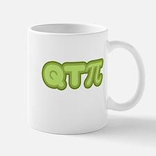 QTPi (green) Small Small Mug