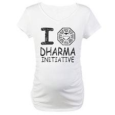 I Love Dharma LOST Vintage Shirt