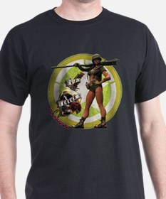 Funny Wwii pinup T-Shirt