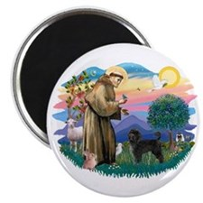 St Francis #2 / PWD (stand) Magnet