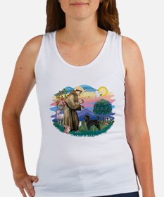 St Francis #2 / PWD (stand) Women's Tank Top