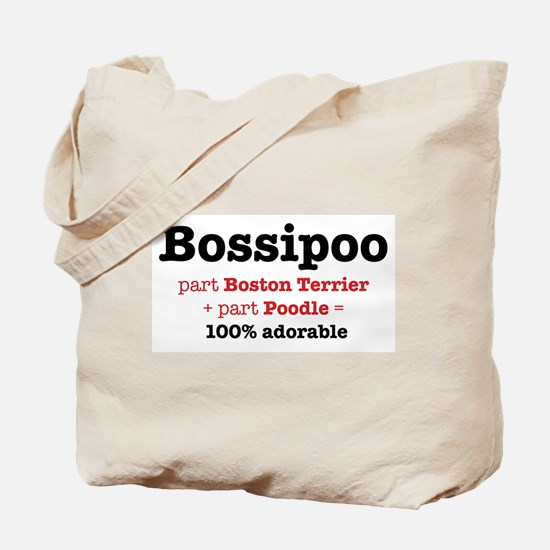 Bossipoo - Dog Tote Bag Tote Bag