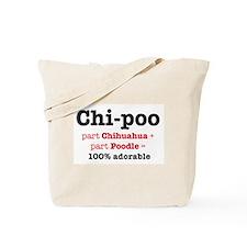 Chi-Poo - Dog Tote Bag Tote Bag