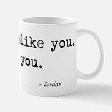 'I Nothing You' Mug