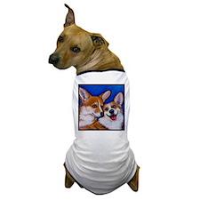 Corgi Pembroke Welsh Dog T-Shirt