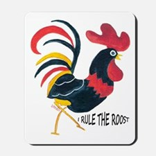 Mousepad - Rooster