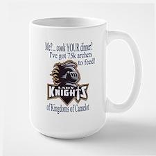 Lady Knights' Mug