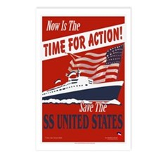 Save the SS United States! Postcards (Package of 8