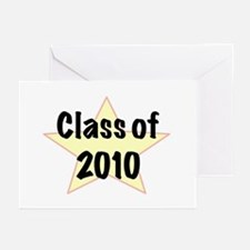 Cool Class 2010 Greeting Cards (Pk of 20)