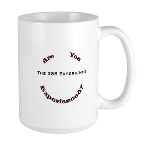 The 386 Experience Large Mug