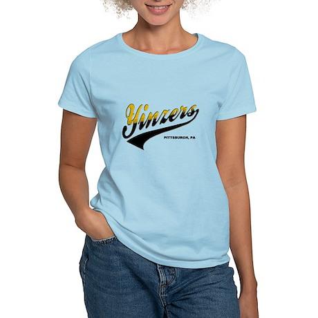Yinzers Women's Light T-Shirt