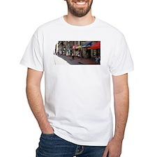 Panoramic River Street, Savannah Shirt