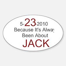 5-23-2010 Always Jack / Decal