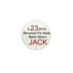 5-23-2010 Always Jack / Mini Button (100 pack)