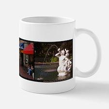 """""""Savannah"""" 3 photo collage Small Small Mug"""