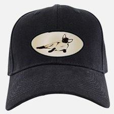 Laid Back Siamese Baseball Hat