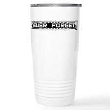 WTD: Never Forget (film) Travel Mug