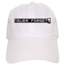 WTD: Never Forget (film) Baseball Cap