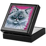Ragdoll Cat Keepsake Box
