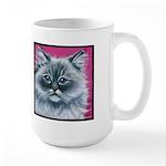 Ragdoll Cat Large Mug