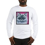 Ragdoll Cat Long Sleeve T-Shirt