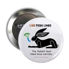 "Live from Limbo - 2.25"" Button"