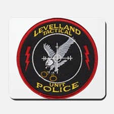 Levelland Police Tactical Mousepad