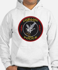 Levelland Police Tactical Hoodie
