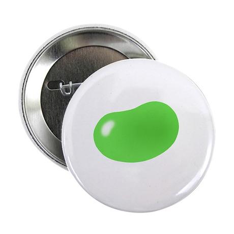 """just green jellybean 2.25"""" Button (10 pack)"""