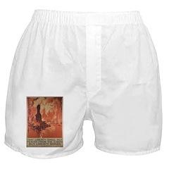 Liberty Shall Not Perish Boxer Shorts