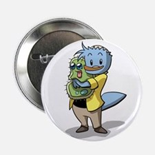 "Norm & Squishy 2.25"" Button"