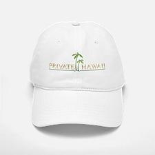 Private Hawaii Baseball Baseball Cap