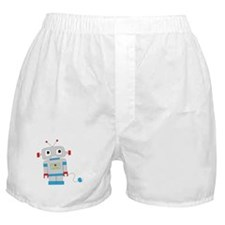 Unique Robotic Boxer Shorts