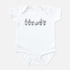 Brandi Infant Bodysuit