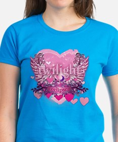 Twilight Eclipse Pink Heart Tee