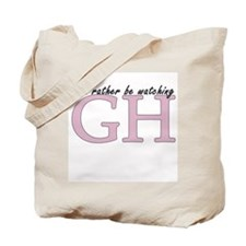 I Love Gh! Tote Bag