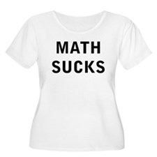 Math Sucks T-Shirt