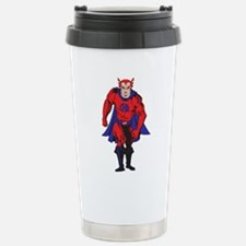 Color CHD Hero Stainless Steel Travel Mug