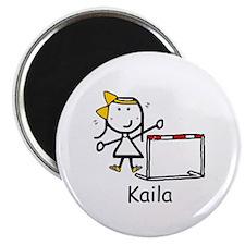 Track - Kaila Magnet