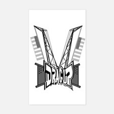 DRAG UP RIGS Decal