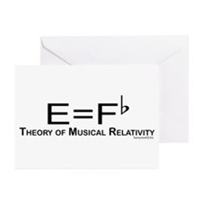 Musicality Greeting Cards (Pk of 20)