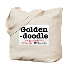 Goldendoodle Gifts - Doodle Tote Bag