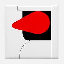 "pokerboobsetc...""flush"" Tile Coaster"