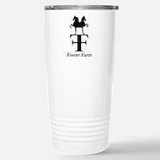 Unique Ff logo Travel Mug