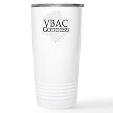 VBAC Goddess Ceramic Travel Mug