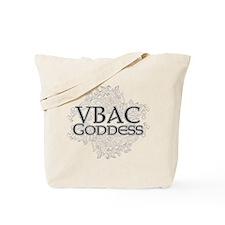 VBAC Goddess Tote Bag