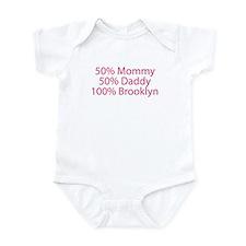 100% Brooklyn Infant Bodysuit