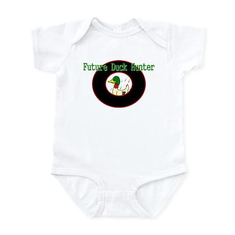 FUTURE DUCK HUNTER Infant Bodysuit