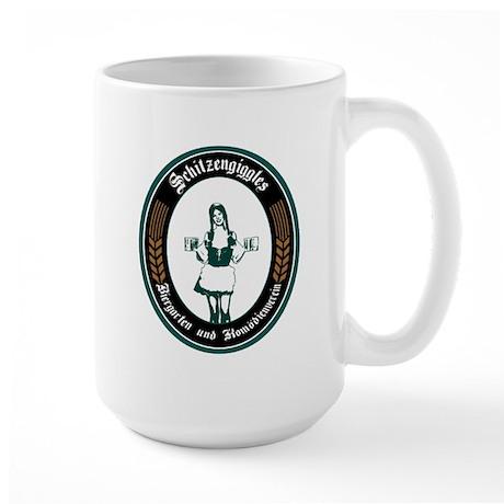 Schitzengiggles Large Mug