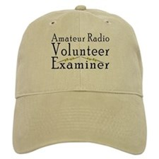Amateur Radio VE Baseball Cap